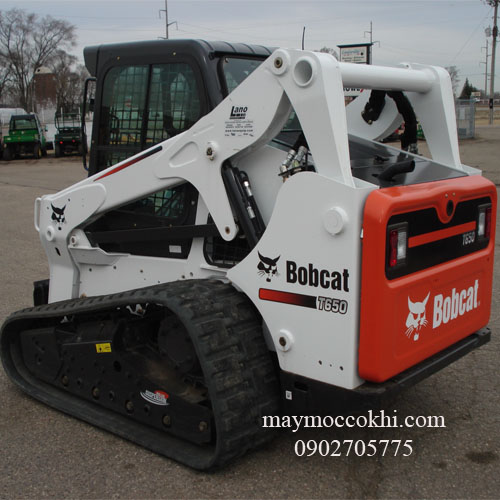Bobcat compact track loaders T650